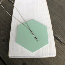 Load image into Gallery viewer, NANA Morse Code Pendant