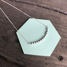 Load image into Gallery viewer, SISTER Morse Code Necklace