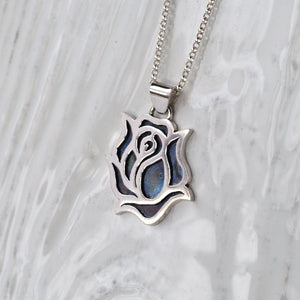 Romantic Rose Pendant