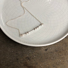 Load image into Gallery viewer, LOVE Morse Code Pendant
