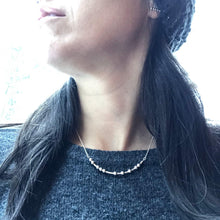Load image into Gallery viewer, F#CK IT Morse Code Necklace