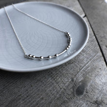 Load image into Gallery viewer, F-COVID Morse Code Necklace