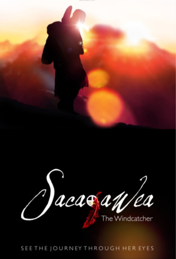 Poster - Sacajawea, The Windcatcher Official Production