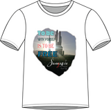 Love Words – To be Free T-shirt