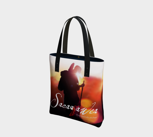 Bag - Sacajawea, The Windcatcher - Tote Bag