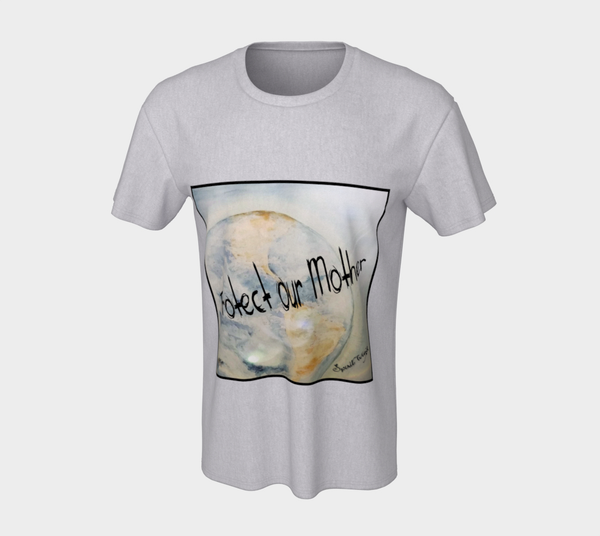 T-shirt - Angelic Moments - Protect Our Mother