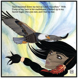 The Grass Maiden, Sacajawea - Autographed Children's Book