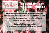 Holiday Package - Hybrid Healers Rice Packs