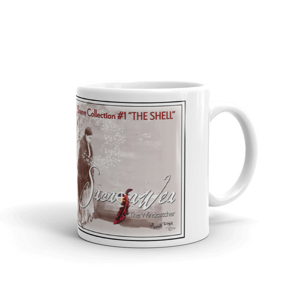 Mugs - Four Designs/11oz - Sacajawea Scene Collectibles