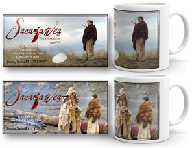 Mugs - Sacajawea Journey Series - Two Designs (11 oz.)