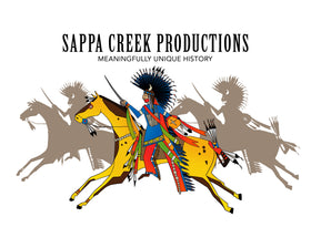 T-Shirt - Sappa Creek Productions Logo (Unisex)