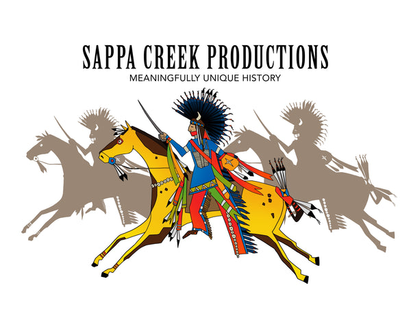 T-shirt - Sappa Creek Productions