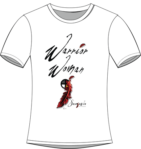 Warrior Woman Spirit T-shirt