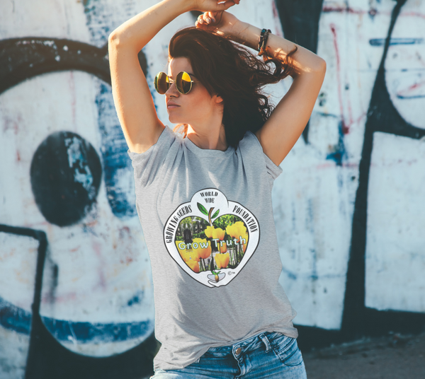T-shirt - Growing Seeds World Wide - Grow Truth