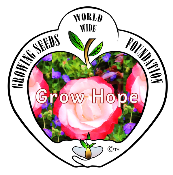 Mug - Growing Seeds Worldwide - Grow Hope (11 oz.)