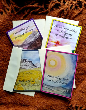 Greeting Cards - Inspirational