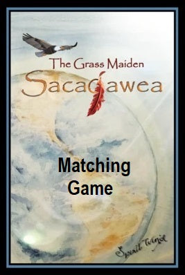 Holiday Package - The Grass Maiden, Sacajawea