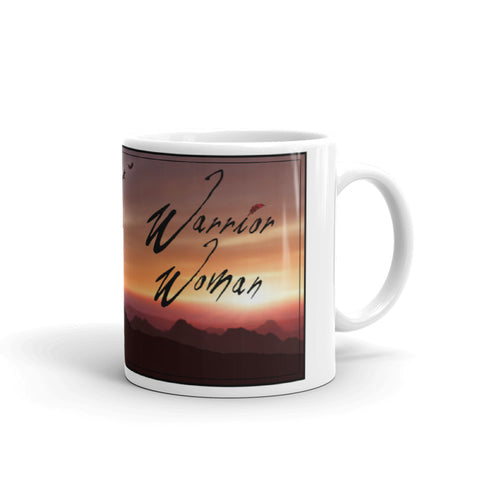 Warrior Woman Spirit 11 oz Mug
