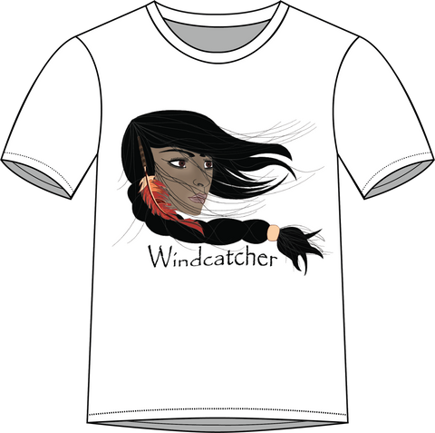 Sacajawea Windcatcher - Children's T-shirt