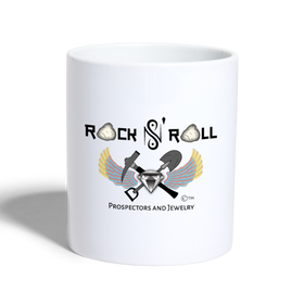 Mug - Rock N' Roll Prospectors & Jewelry Logo (11 oz.)