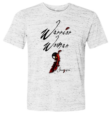 T-shirt - Warrior Woman Spirit Logo (Women's)