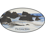 Bless the Great Water T-shirt