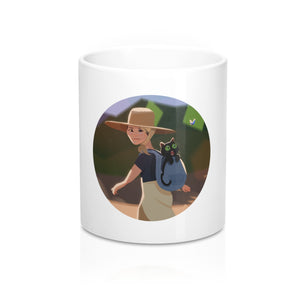 Danka and Po-Meow-Meow - Mug 11oz