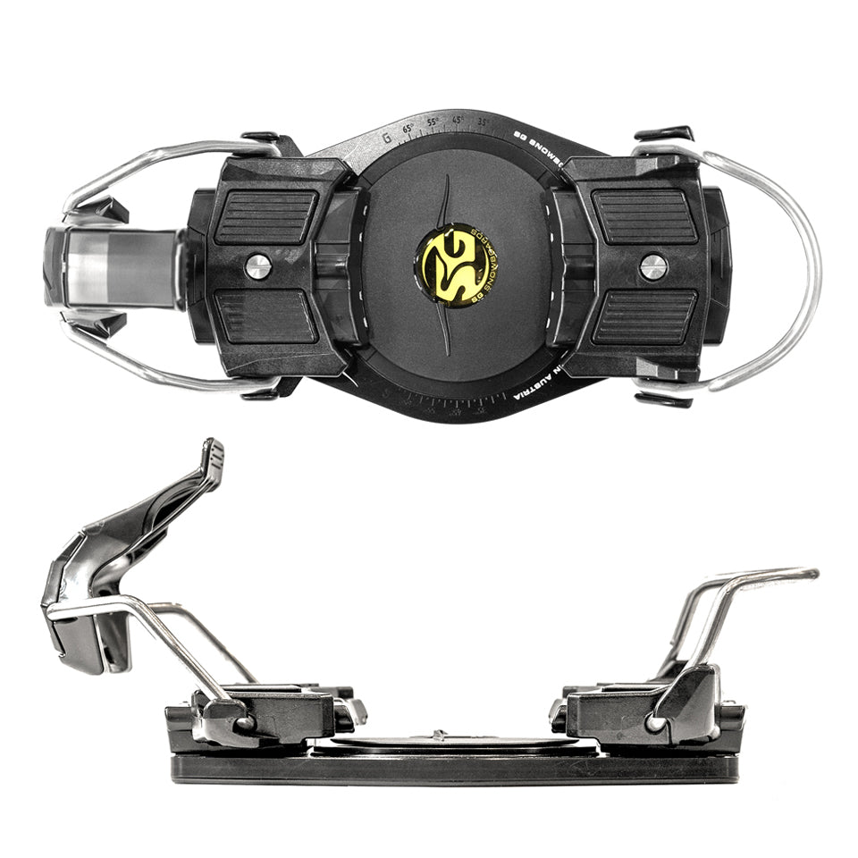 SG Snowboard Performance Bindings - Bindings - allboards