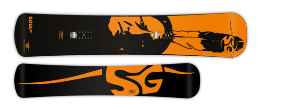 SG Snowboarding The Soul - Sitting Bull - Snowboard - allboards