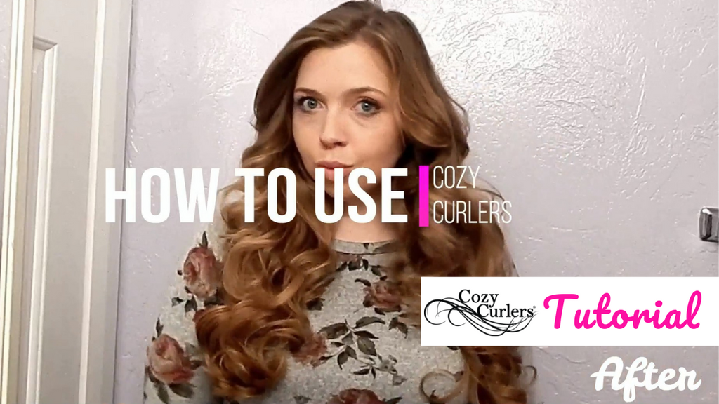 How to Use Cozy Curlers