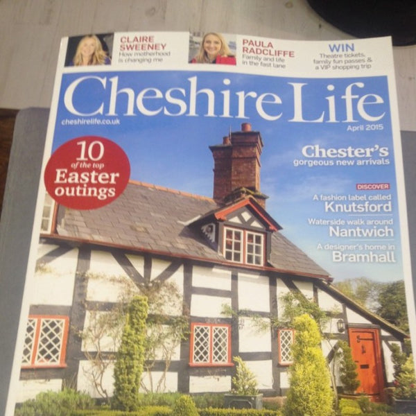 In The Press - Cheshire Life