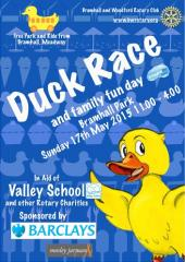 Duck Race with BE