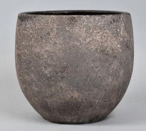 Large textured pot