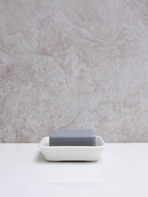 Load image into Gallery viewer, Porcelain soap dish