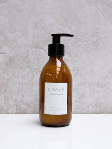 CHALK Lavender & Geranium scented shea butter hand and body lotion