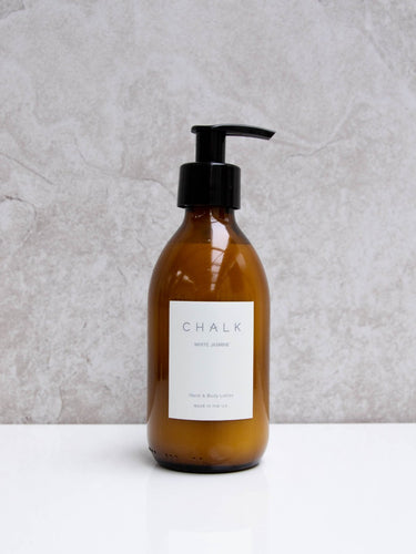Chalk White Jasmine Hand and Body Lotion