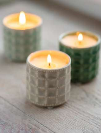 Haymeadow Sorrento Candle In Ceramic Pot