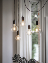 Load image into Gallery viewer, Soho Loft Style 5 Bulb Pendant Light Hanging