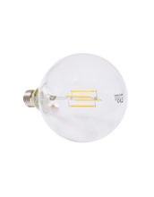 Load image into Gallery viewer, LARGE LED FILAMENT STYLE GLOBE BULB