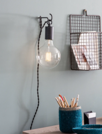 Soho Single Wall Hanging Filament Bulb Light