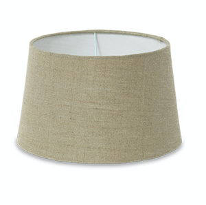 Dia Jute Natural lampshade