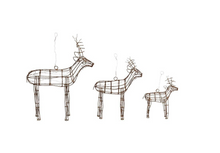 Load image into Gallery viewer, Ineko Wire Reindeer | Small