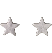 Load image into Gallery viewer, Pilgrim ava mini star stud earrings