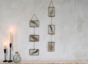 Kiko Glass Hanging Garland | Landscape