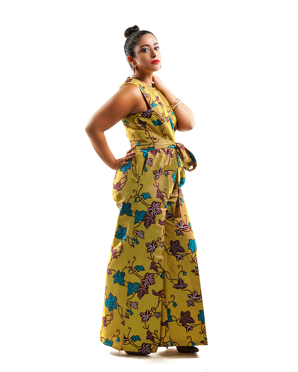 Jamila - African Print - Pagne - Projet Fador