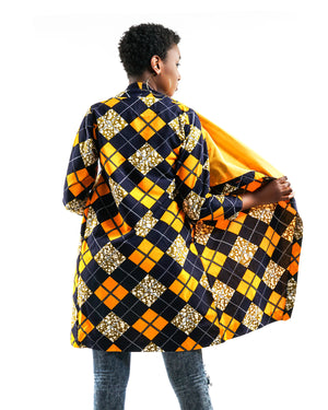 Zeinabou - African Print - Pagne - Projet Fador