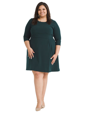 Rodney Evergreen Dress