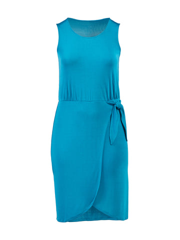 Crystal Teal Helen Dress