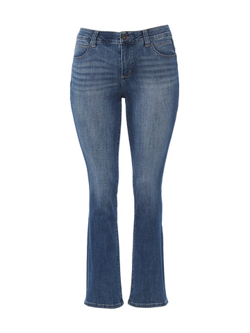 Ruby Straight Thorne Blue Jeans