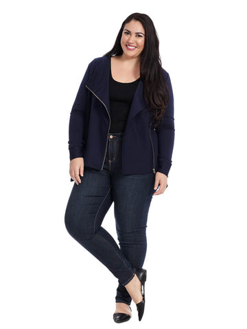 Posh Blazer In Navy